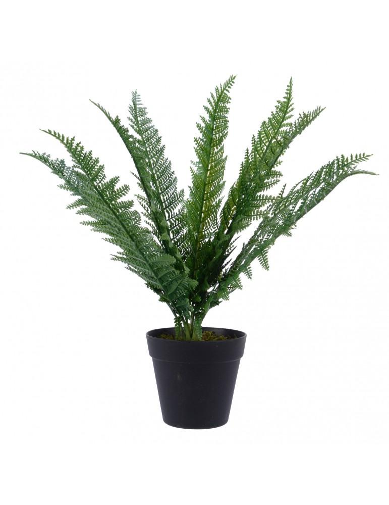 Plante artificielle fougère en pot DAA4063276