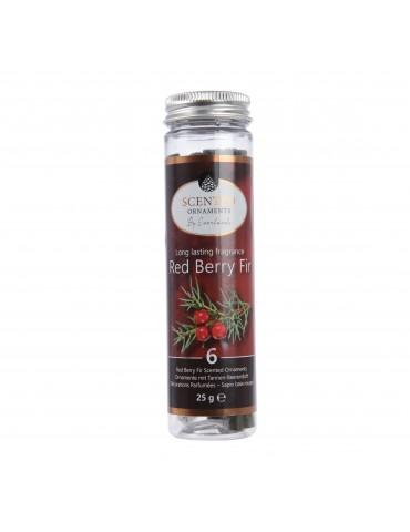 Bâton parfumé pour sapin senteur baie rouge DEC4063160
