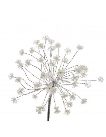 Plante artificielle berce du caucase effet givré DAA4063437