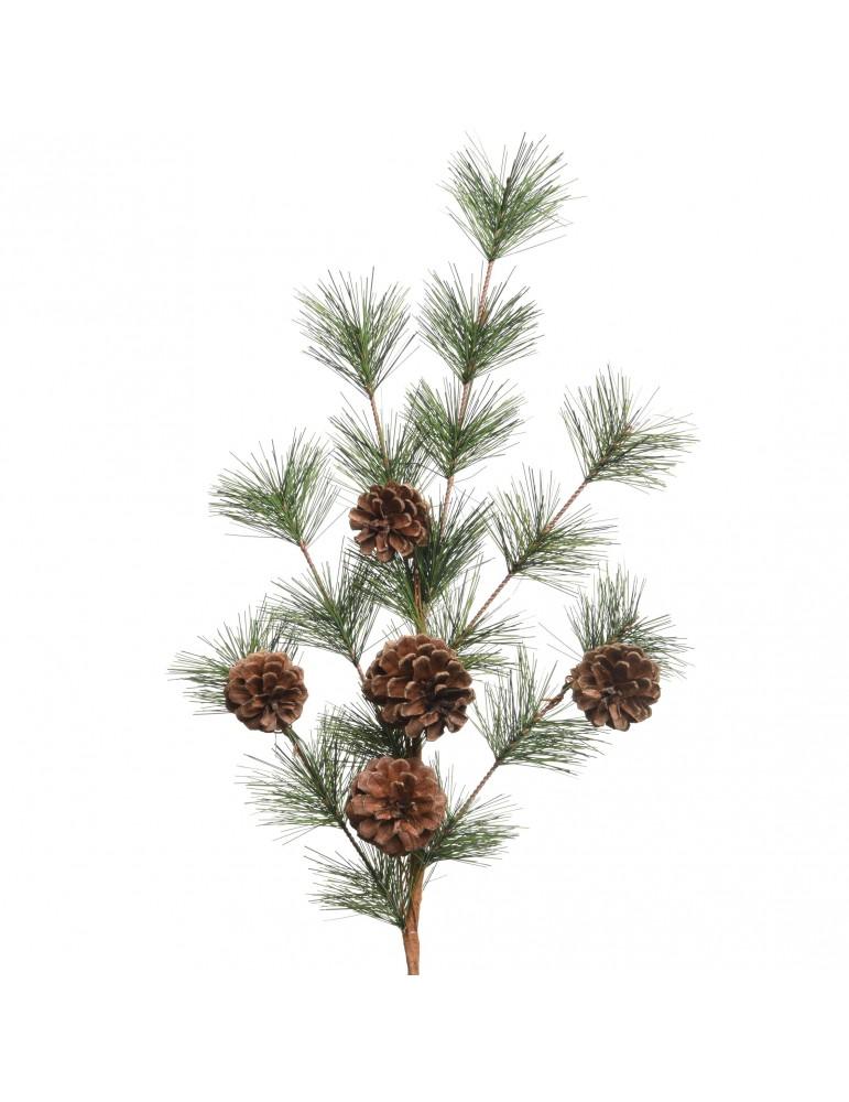 Branche vertes artificielle de sapin et pomme de pin DAA4063552