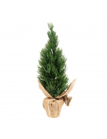 Mini sapin artificiel à poser LED H.46cm DEO4035178Decoris