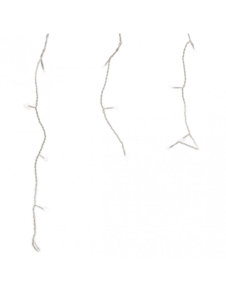 LED guirlande clignotante stalactites extérieur blanc froid 11,5m IGU4101076Lumineo