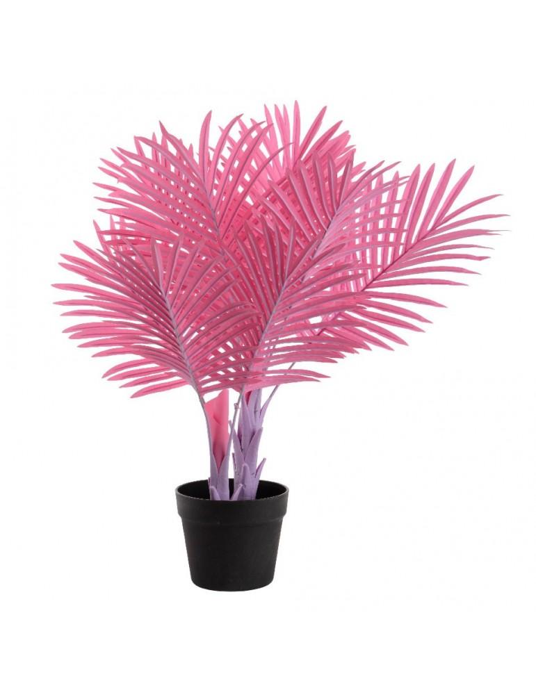 Palmier artificiel rose en pot JUNGLE DAA4248006Decoris
