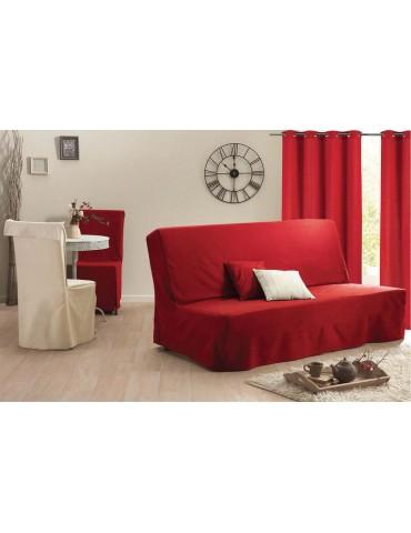 Housse de chaise RENATO ROUGE 35 X 35 X 116 7468036201Les Ateliers du Linge