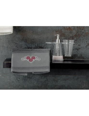 Serviette de toilette Cosy Ombre 50 x 90 3779370601Les Ateliers du Linge