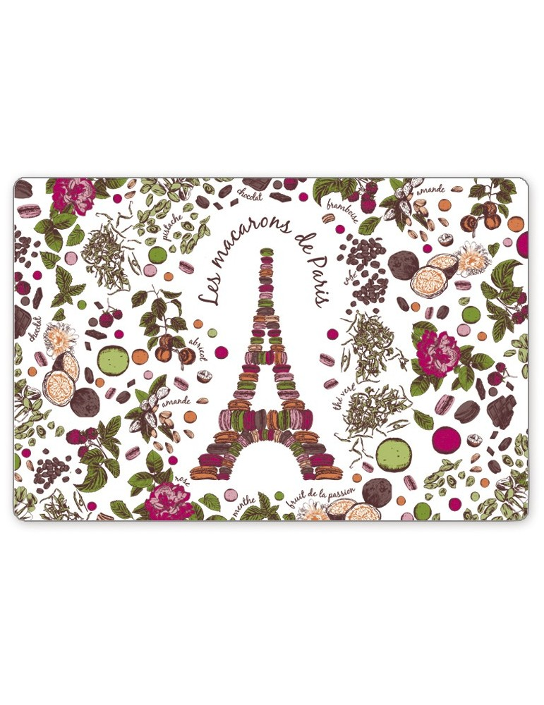 Set de table Macarons de Paris 30 x 45 5303090000Winkler