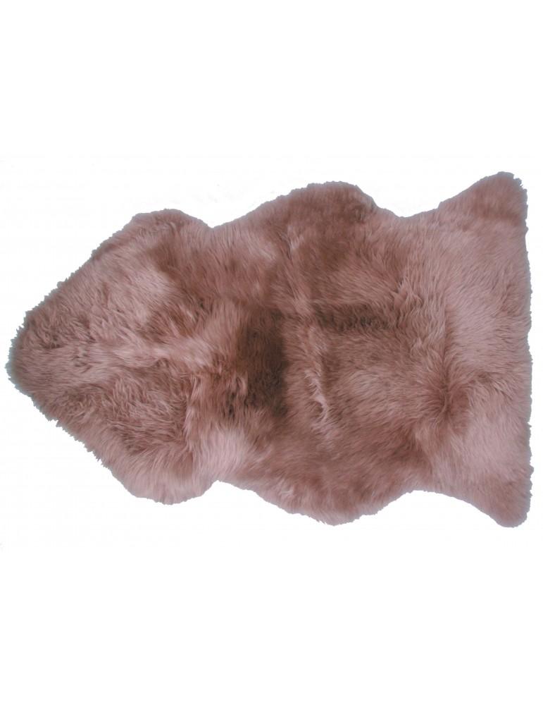 Peau de mouton Sibérie Lin 67 x 100 x 4 cm 1040999011Vivaraise