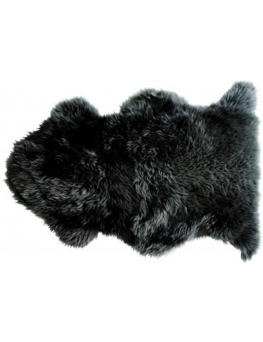 Peau de mouton Sibérie Gris 67 x 100 x 4 cm 1040205994Vivaraise