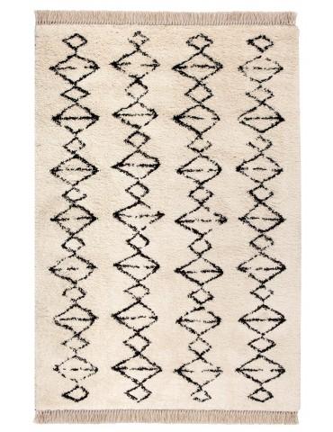 Tapis Zagora Neige 200 x 290 6055015000Vivaraise