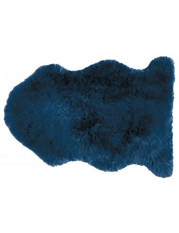 Peau de mouton Sibérie Encre 67 x 100 x 4 cm 2899065000Vivaraise