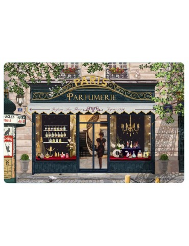 Set de table Parfumerie Paris Assortis 30 x 45 7011090000Winkler