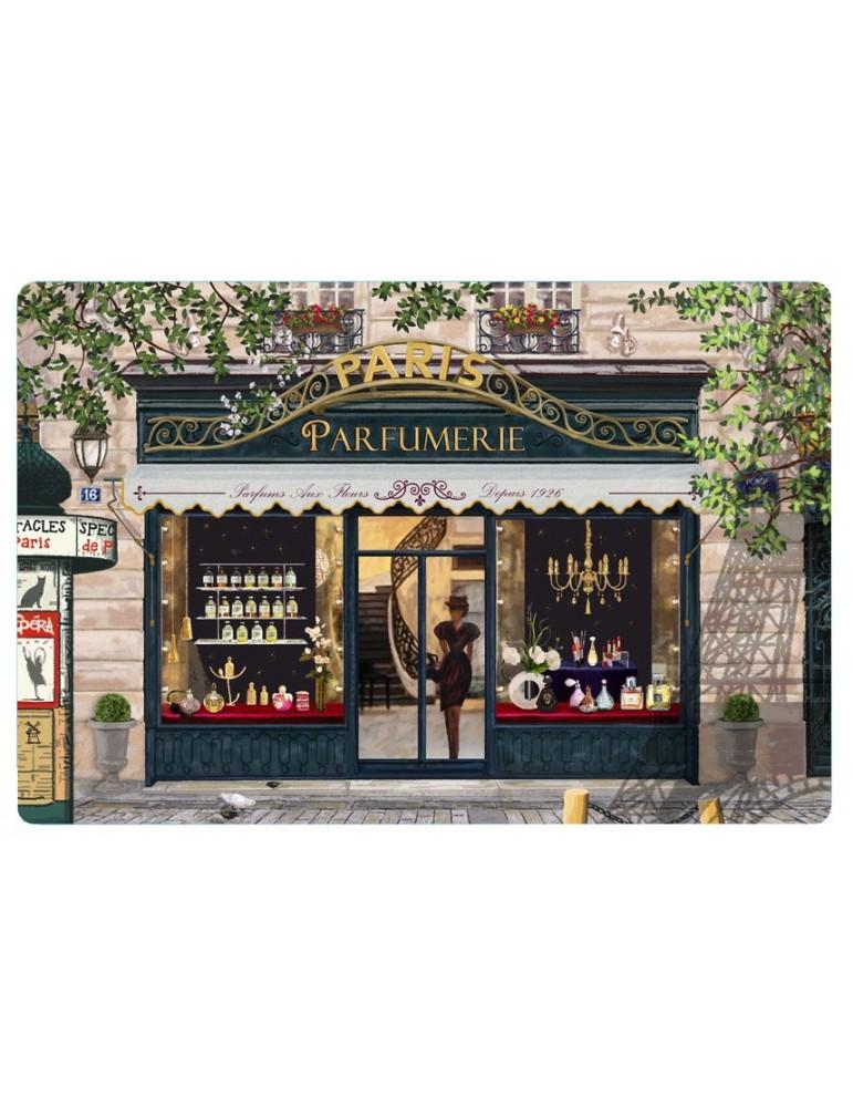 Set de table Parfumerie Paris Assortis 30 x 45 7011090000Winkler