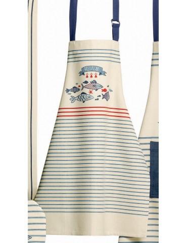 Tablier de cuisine Enfant Pesk Bretagne Bleu 52 x 60 6480050000Winkler