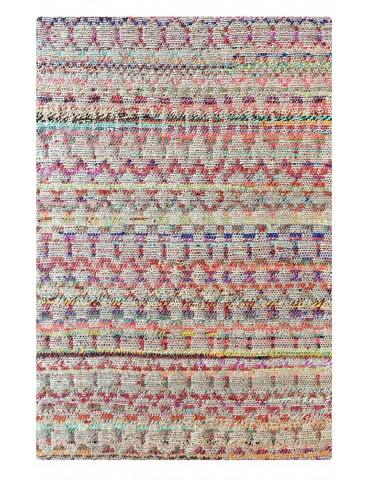Tapis Saige Multicolore 55 x 85 4915090000The Rug Republic