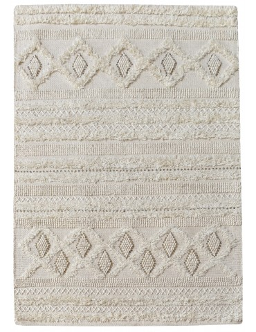 Tapis Hawley Ivoire 160 x 230 4636083000The Rug Republic