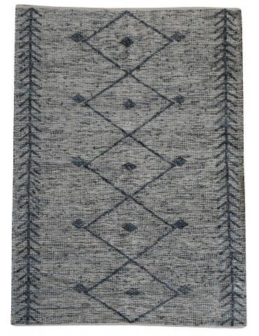 Tapis Léonie Gris 190 x 290 4575070000The Rug Republic