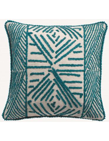 Coussin Kumbia Paon 45 x 45 6308025000Vivaraise