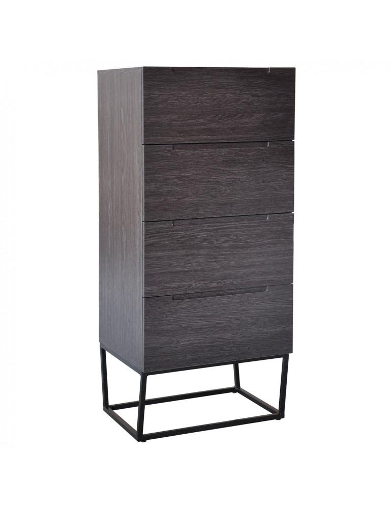 Semainier Logam 4 tiroirs Vintage ks3213vintage