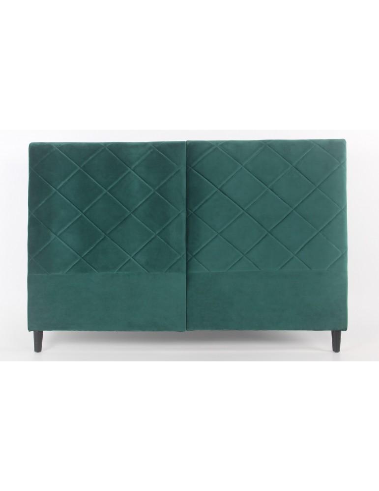 Tête de lit Apolline 180cm Velours Vert LF273180velvetgreen