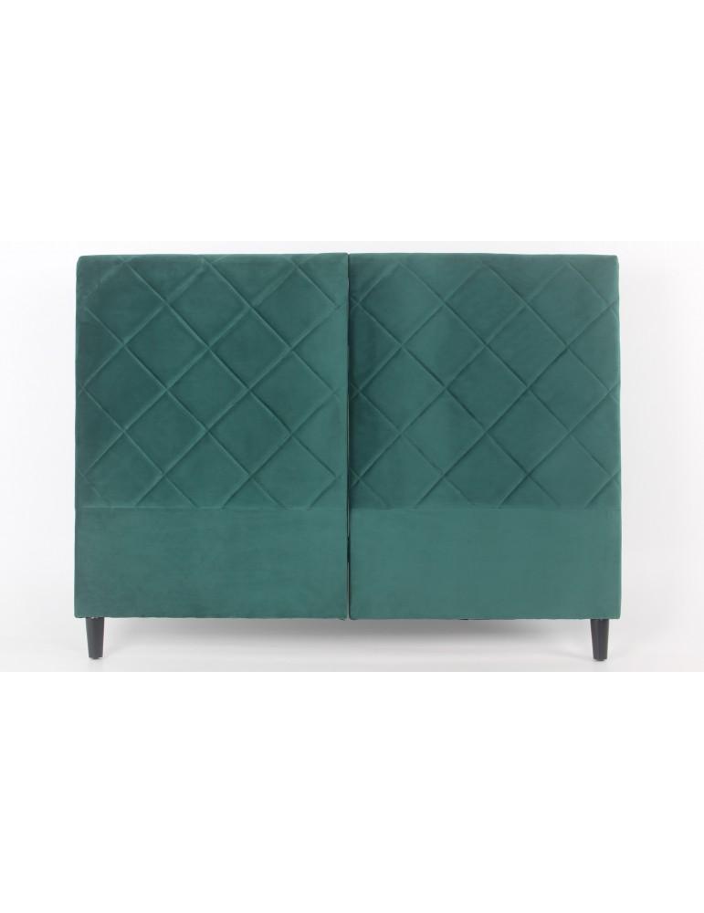 Tête de lit Apolline 160cm Velours Vert LF273160velvetgreen