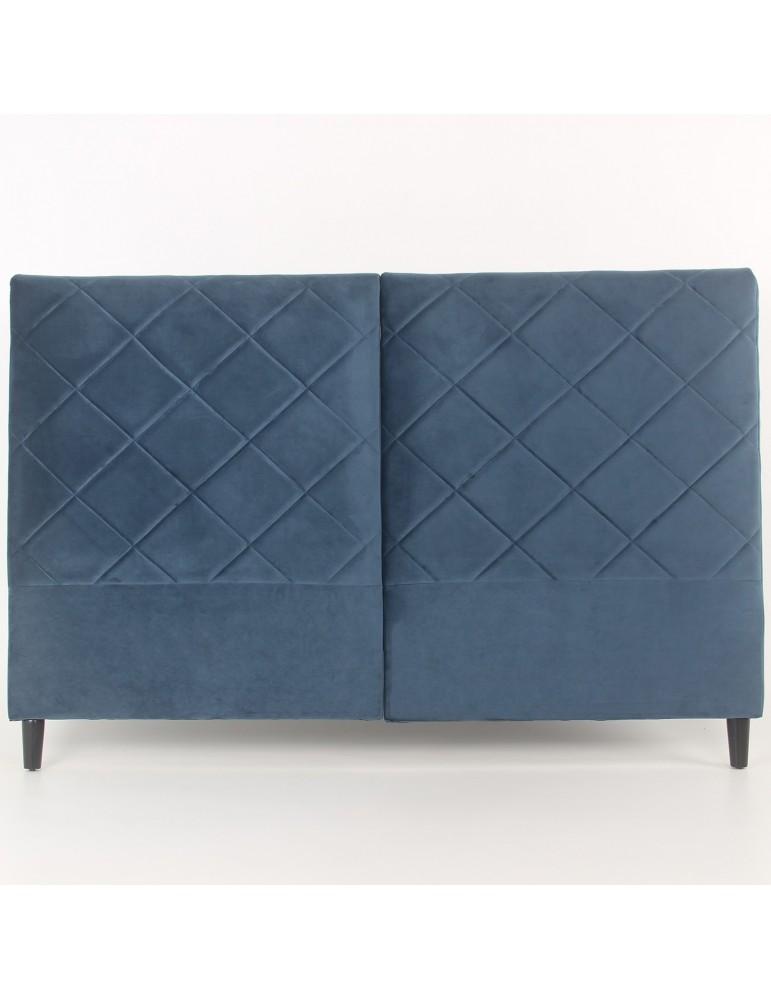 Tête de lit Apolline 180cm Velours Bleu LF273180velvetblue