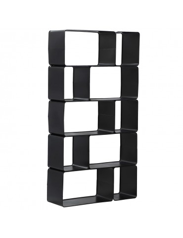 Étagère Empilor Nickel Noir 37543black
