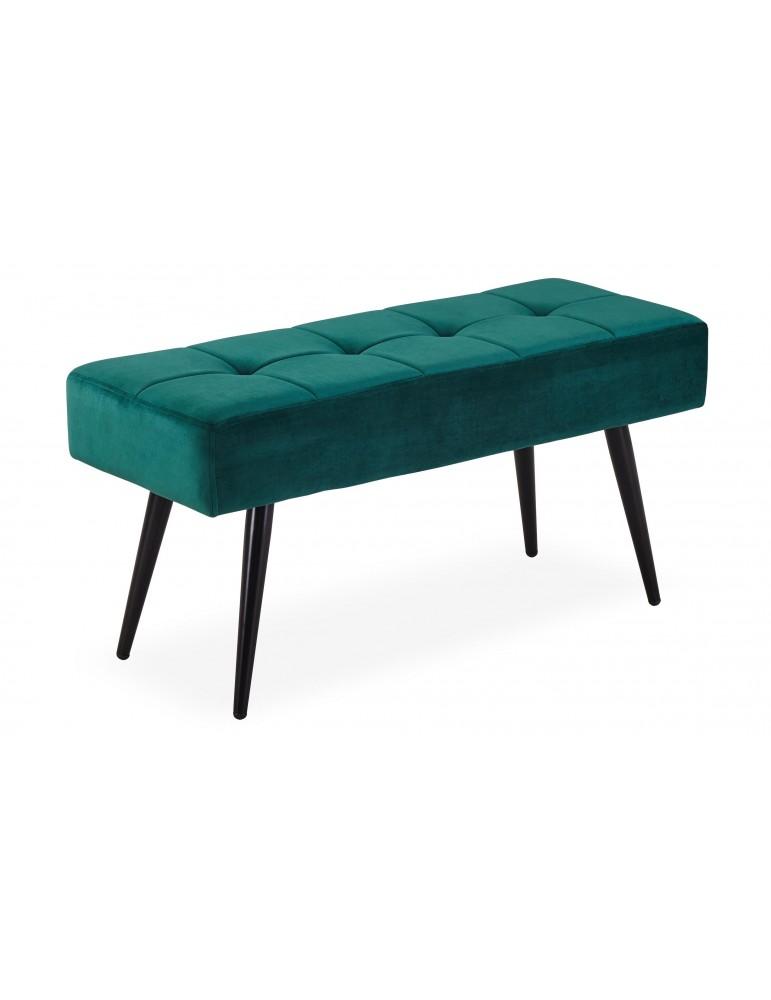 Banquette Vanina Velours Vert sc002velvetgreen