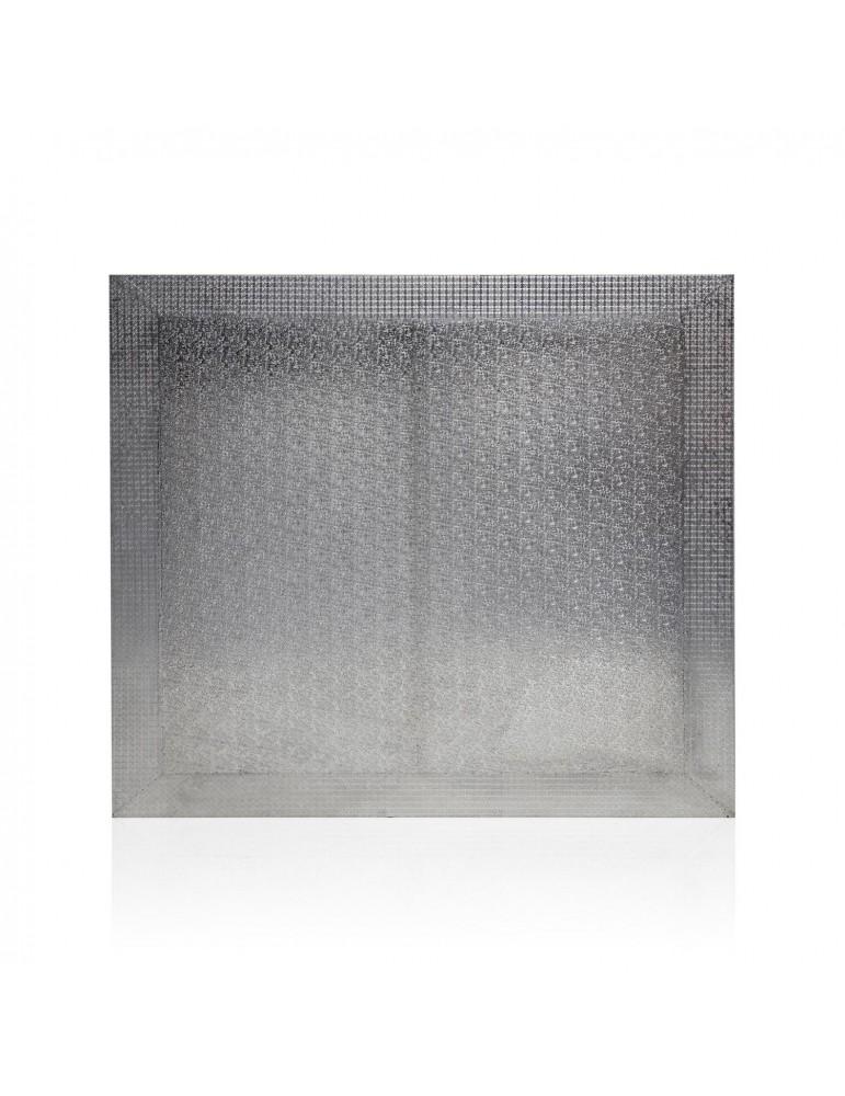 Tête de lit Reverie 140cm Effet Métal g41063metal140