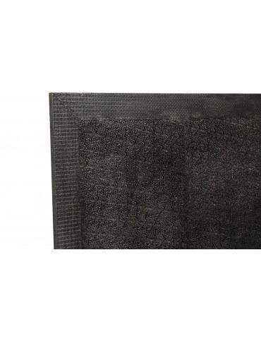 Tête de lit Reverie 140cm Effet Métal Noir g41063black140