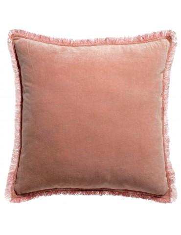Coussin uni Fara Pink 45 x 45 5015030000Vivaraise