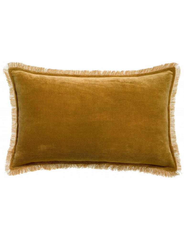 Coussin uni Fara Bronze 30 x 50 5019023000Vivaraise