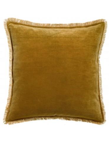 Coussin uni Fara Bronze 45 x 45 5015023000Vivaraise