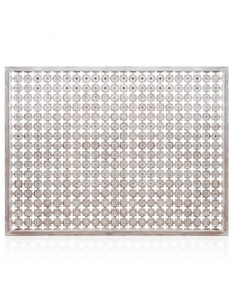 Tête de lit Victorine 180cm Blanc Patiné 180g40267burntvintage