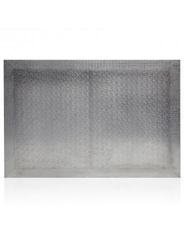 Tête de lit Reverie 180cm Effet Métal g41063metal180