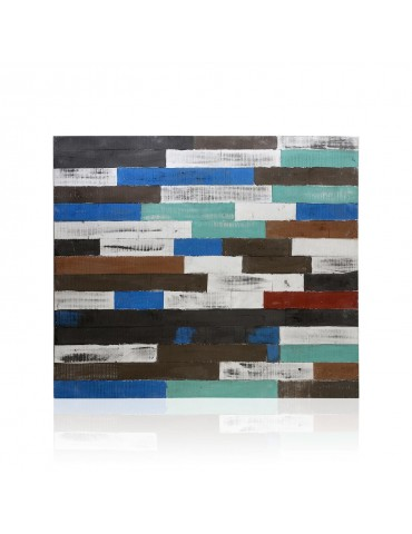 Tête de lit Marina 140cm Multicolore g40262rawfinishmix140