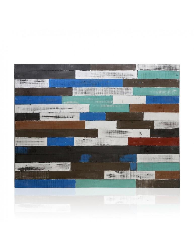 Tête de lit Marina 160cm Multicolore g40262rawfinishmix160