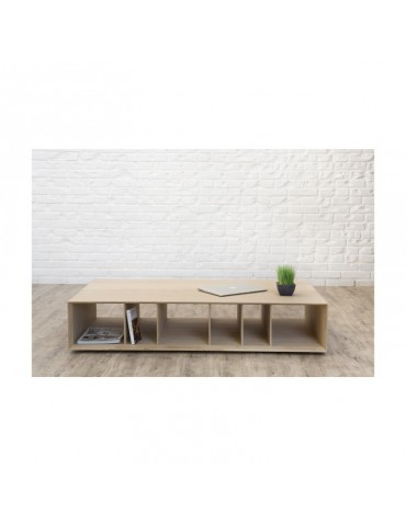 EPURE TABLE BASSE - Table basse en chene massif CUTE-EPURE-TABLEBASSE