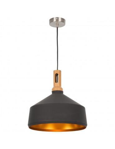 suspension stye industriel harris noir 26215NO