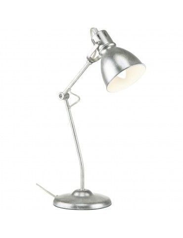 Lampe de bureau réglable alana chrome 26217CR