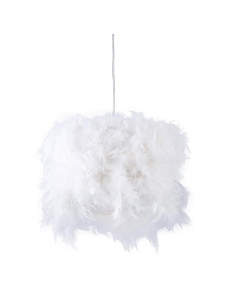 suspension plume anderson blanc 26222BL