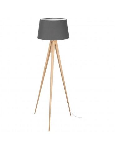 lampadaire trépied renée gris 26508BS