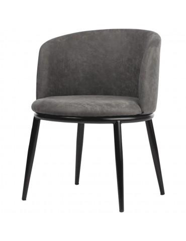 Chaise sejour collet gris 74200GR