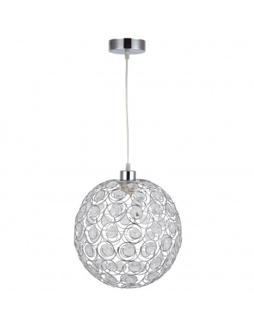 suspension en cristal darcey cristal 3251CR