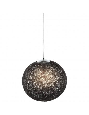 suspension globe lansdowne noir 3238NO