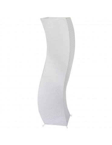 lampadaire papier ohio blanc 26952BL