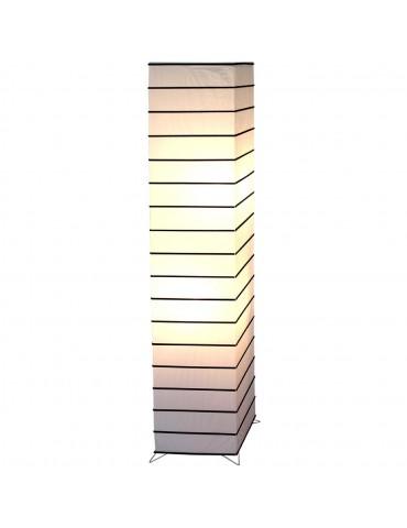 lampadaire papier stroller blanc 26953BL