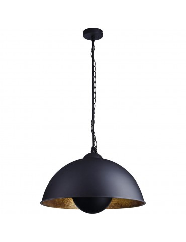 suspension design fernanda noir et dore 26638NO