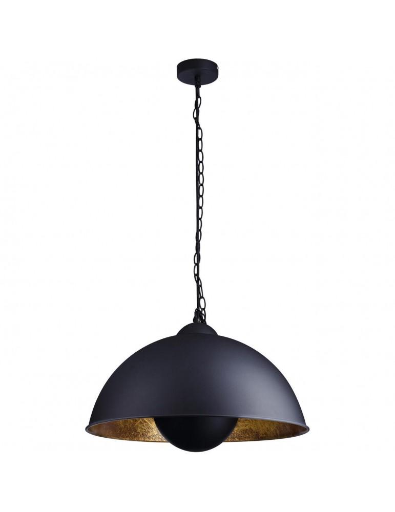 suspension design fernanda noir et dore 26638NO