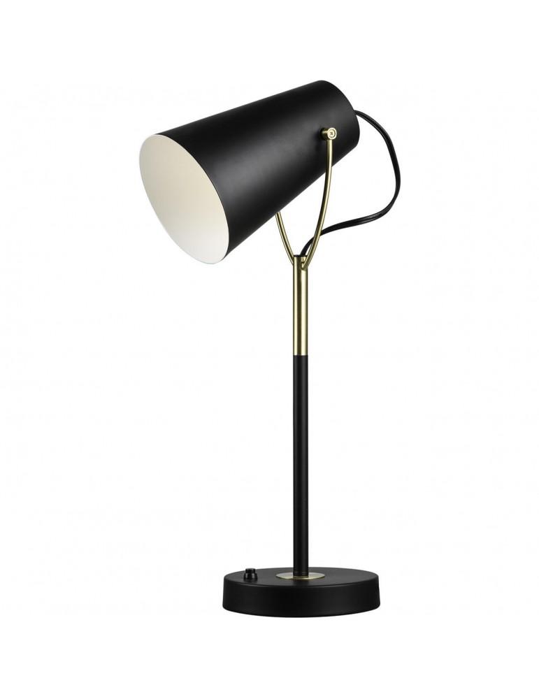 lampe projecteur margot noir 26643NO