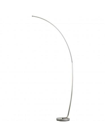 lampadaire en metal LED jaxta aluminium 26236AL